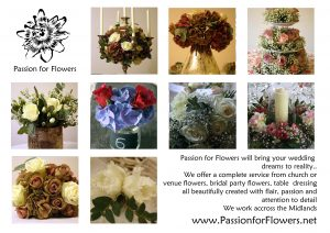 Passion for Flowers Floral Design
