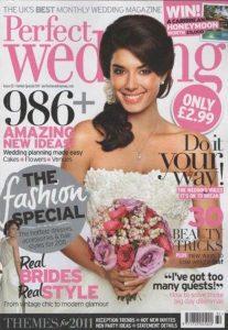 Perfet wedding magazine