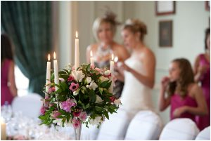 Wedding Candelabra Flowers Passion for Flowers