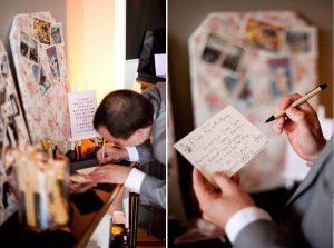 alternative wedding guest book