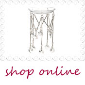 crystal hanging decorations