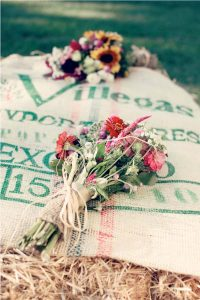 natural country style bouquet