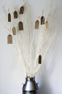 branches for wedding wish tree