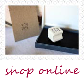 wedding favour stamp