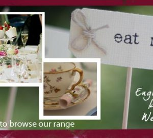 english tea party wedding decorations