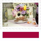 vintage tea cups weddings