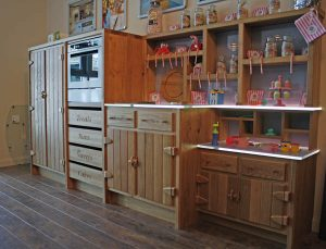 candy jars kitchen show room