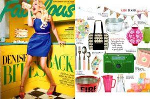 fabulous magazine july 2011 featuring chintz bunting