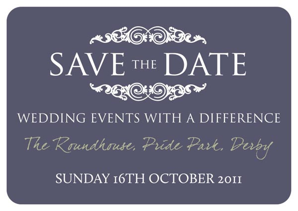 Wedding Event with A Difference Roundhouse Derby