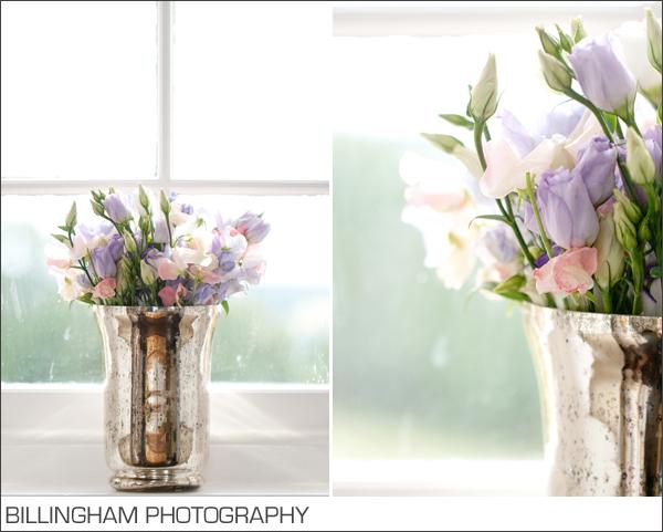 pink purple wedding flowers
