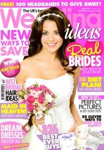 Wedding Ideas Magazine October