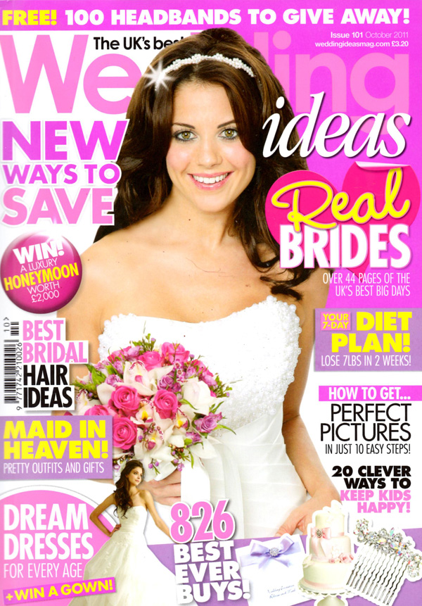 Wedding Ideas Magazine October