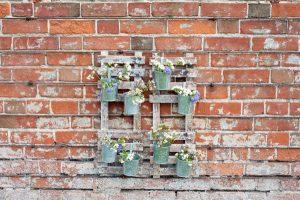 rustic DIY wedding table plan