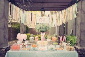 sweetie buffets pastel