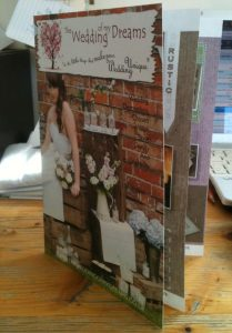 the wedding of my dreams mail order brochure