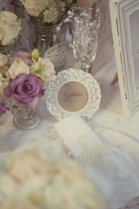 lace frames for wedding table numbers and name place settings