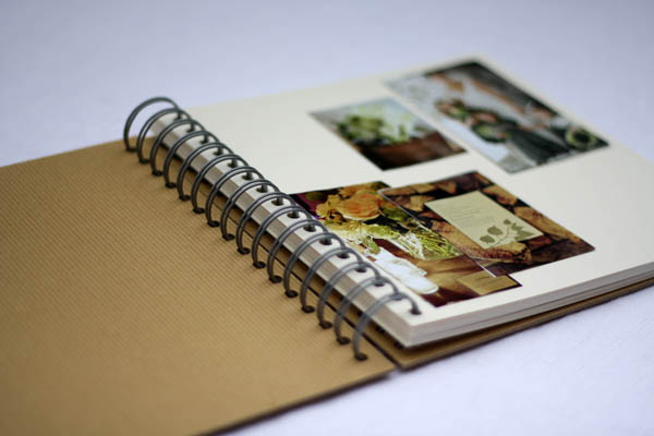 wedding scrap book