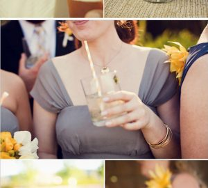 wedding paper straws