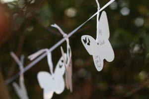 wedding wish tree set