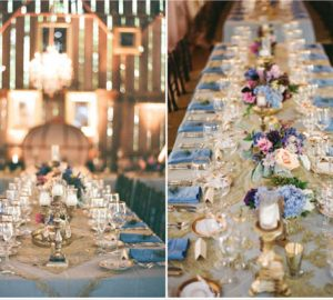 Mercury Glass Wedding