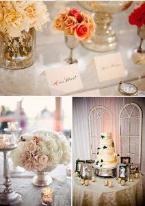 Mercury Glass Weddings