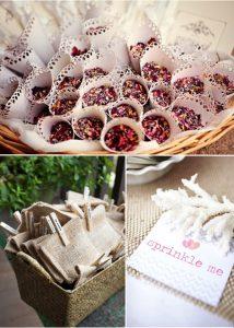 Wedding Petal Confetti