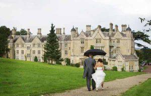 dumbleton hall wedding
