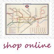 london underground tube map table plan
