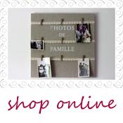 wedding photo display board
