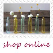 yellow and green bottles