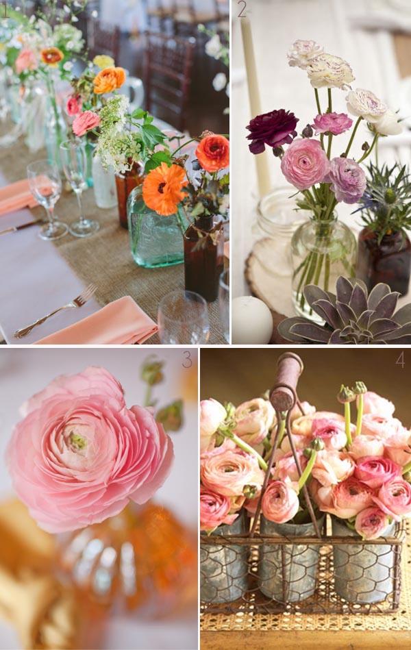Picotee wedding