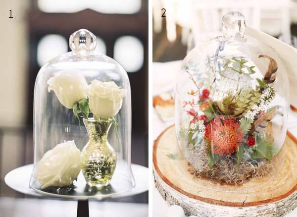 Bell Jar Decorating Ideas Endearing Bell Jar Wedding Ideas Wedding Table Decoration Inspiration Inspiration Design