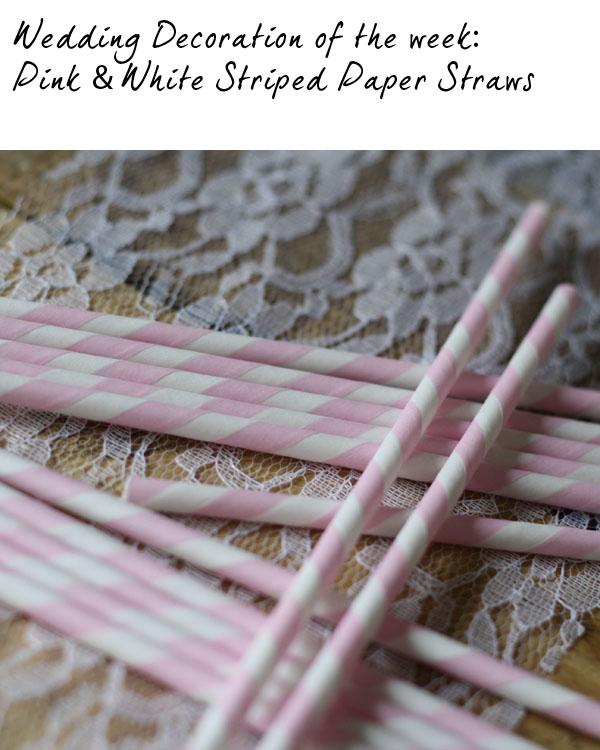 pink striped paper straws stripy straws