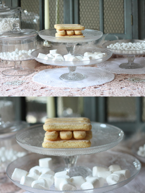 glass cake stands single tier