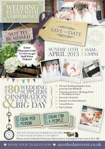 the wedding event with a difference
