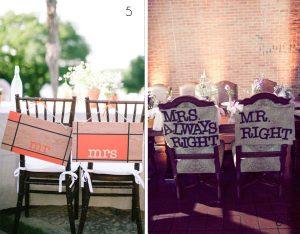 chair decorations wedding 1