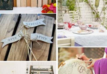 wedding details on pinterest from the wedding of my dreams