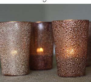 bronze tea light holders candles