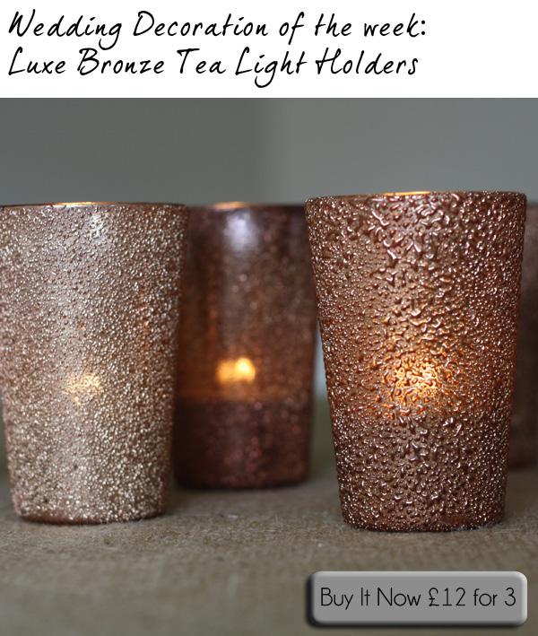 bronze tea light holders candles