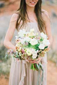 secret garden bridal bouquets