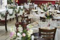 secret garden wedding table decorations jugs