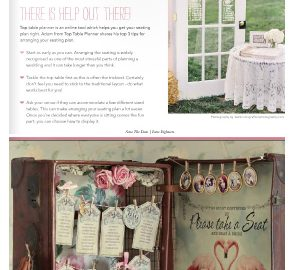 wedding table plan ideas save the date magazine