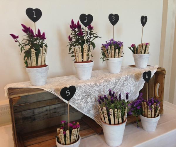 Wedding Table Plans Ideas: The Wedding Of My DreamsThe