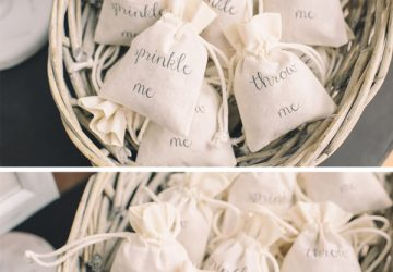 wedding confetti bags sprinkle me throw me