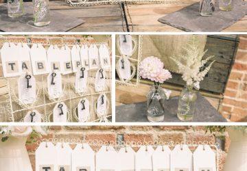 cream heart wedding table plan country garden wedding