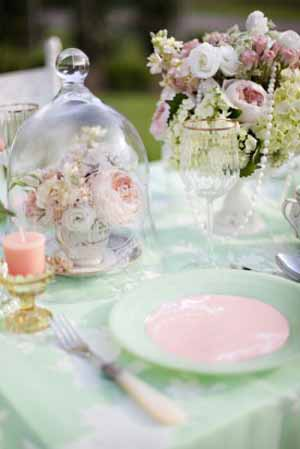 mint green and peach wedding inspiration  (12)