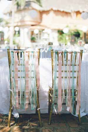 mint green and peach wedding inspiration  (14)