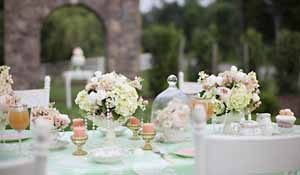 mint green and peach wedding inspiration (17)