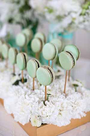 mint green and peach wedding inspiration  (5)