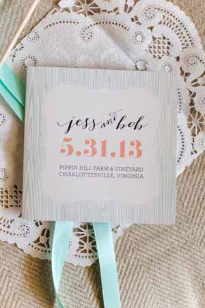 mint green and peach wedding inspiration  (9)
